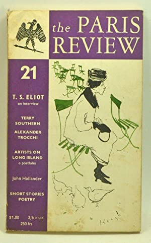The Paris Review, Number 21 (Spring-Summer 1959)