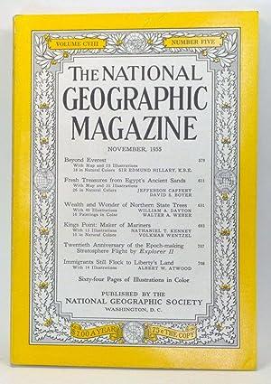 The National Geographic Magazine, Volume 108, Number: Grosvenor, Gilbert (ed.);