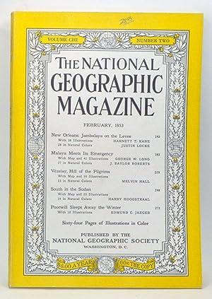 The National Geographic Magazine, Volume 103, Number: Grosvenor, Gilbert (ed.);