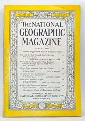 The National Geographic Magazine, Volume 106, Number 2 (August 1954)