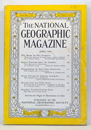 The National Geographic Magazine, Volume 107, Number 3 (March 1955)