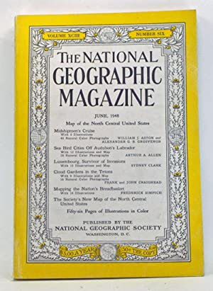 The National Geographic Magazine, Volume 93, Number 6 (June, 1948)