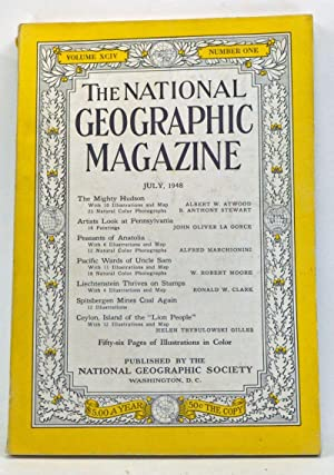 The National Geographic Magazine, Volume 94, Number: National Geographic Society