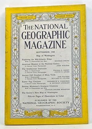 The National Geographic Magazine, Volume 94, Number: Grosvenor, Gilbert (ed.);