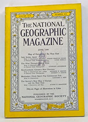The National Geographic Magazine, Volume 95, Number 6 (June 1949)