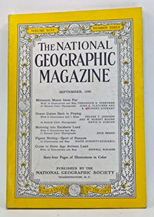 The National Geographic Magazine, Volume 96, Number: Grosvenor, Gilbert (ed.);