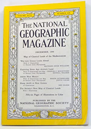 The National Geographic Magazine, Volume 96, Number 6 (December 1949)