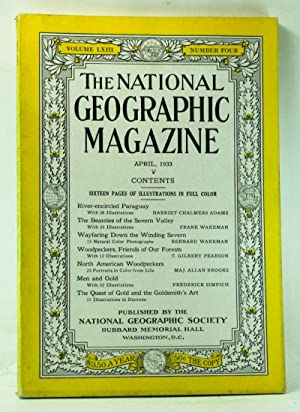 The National Geographic Magazine, Volume 63, Number 4 (April 1933)