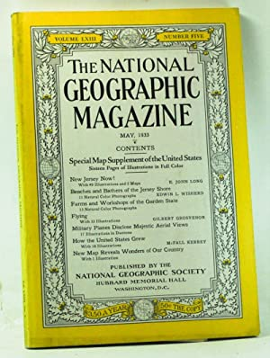 The National Geographic Magazine, Volume 63, Number 5 (May 1933)