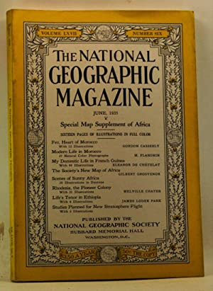 The National Geographic Magazine, Volume 67, Number 6 (June 1935)