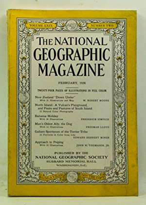 The National Geographic Magazine, Volume 69, Number: Grosvenor, Gilbert (ed.);