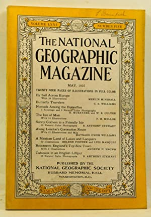 The National Geographic Magazine, Volume 71, Number 5 (May 1937)