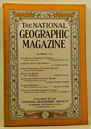 The National Geographic Magazine, Volume 72, Number: Grosvenor, Gilbert (ed.);