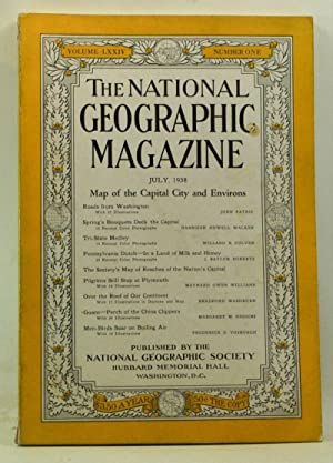 The National Geographic Magazine, Volume 74, Number 1 (July 1938)