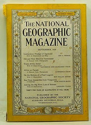 The National Geographic Magazine, Volume 74, Number: Grosvenor, Gilbert (ed.);