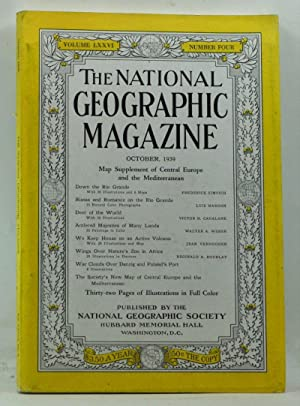 The National Geographic Magazine, Volume 76, Number 4 (October 1939)