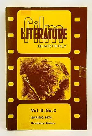Film Literature Quarterly, Volume 2, Number 2: Erskine, Thomas L.