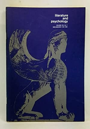 Literature and Psychology, Volume 21, Number 4 (Bibliography for 1969)