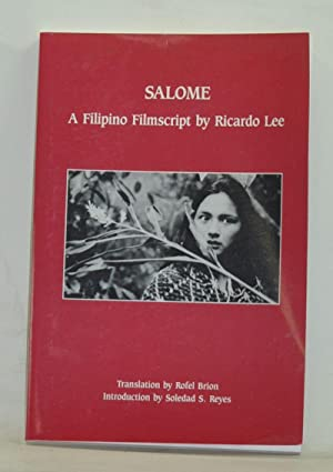 Salome: A Filipino Filmscript