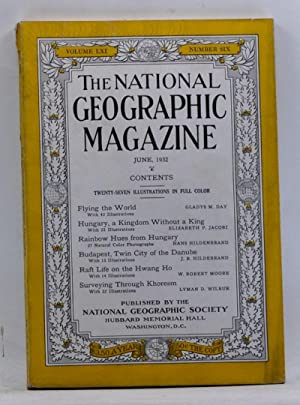 The National Geographic Magazine, Volume 61, Number 6 (June 1932)