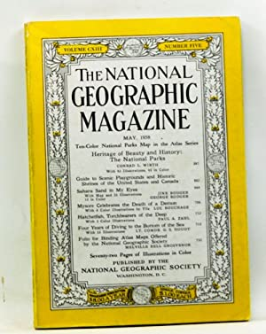 The National Geographic Magazine, Volume CXIII, Number Five (May, 1958)