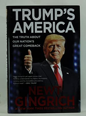 Trump's America: The Truth about Our Nation's Great Comeback (signed copy)