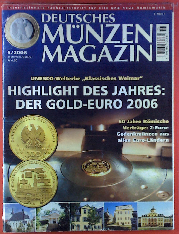 Deutsches Muenzen Magazin Zvab