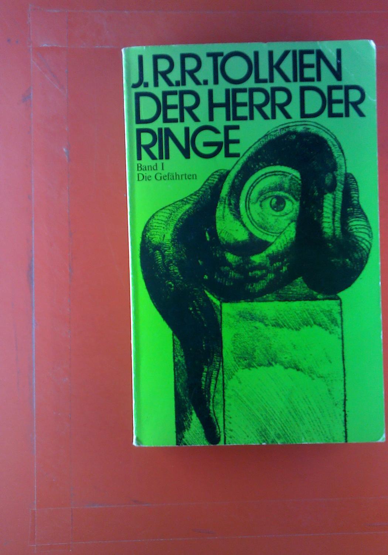 Der Herr Der Ringe Band I Die Gefahrten Von J R R Tolkien Good 1998 Biblion2