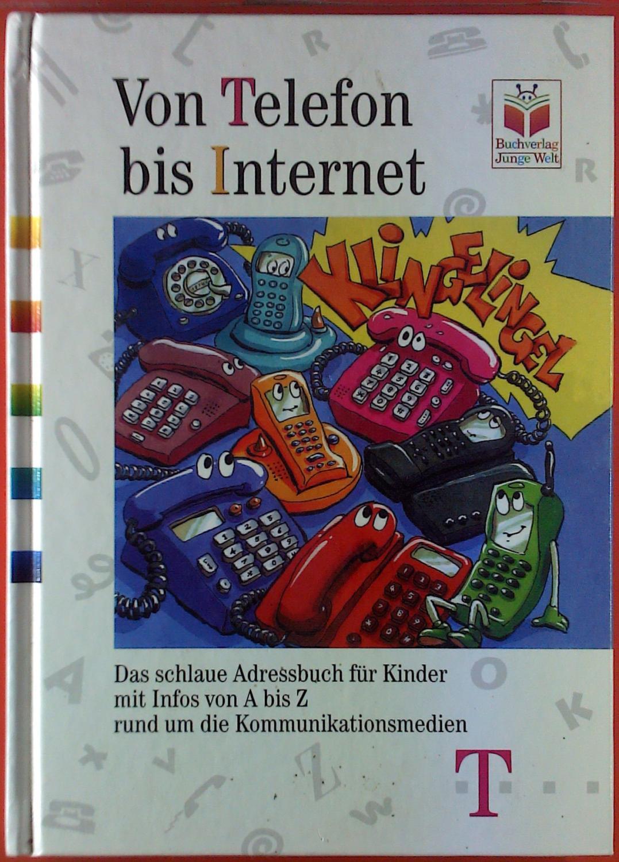 Mein neues Telefonbuch