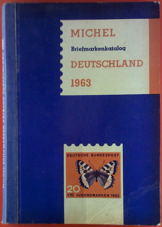 Michel Briefmarkenkatalog 1963 Deutschland Zvab