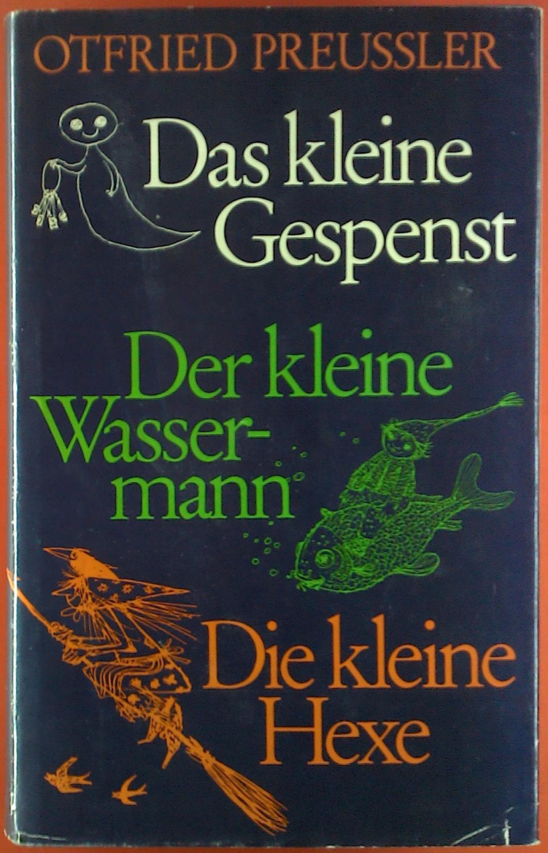 Das kleine Gespenst - Der kleine Wassermann: Otfried Preussler