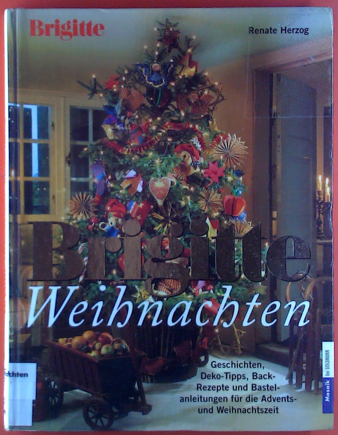 Brigitte Weihnachten Geschichten Zvab