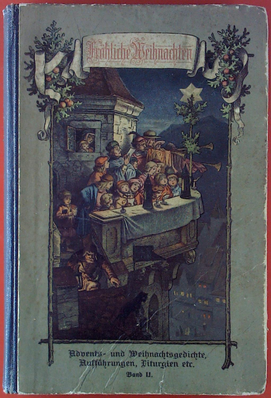 Spirituelle Weihnachtsgedichte.Feier Liturgie Zvab