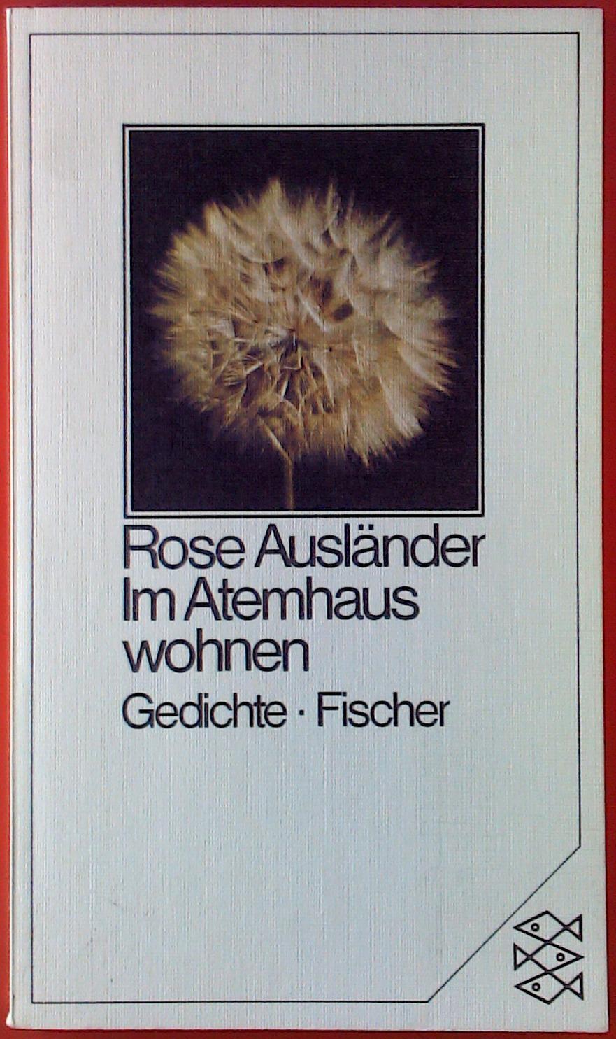 Rose Ausländer Gedichte Engel