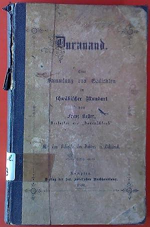 Sammlung Von Gedichten Zvab