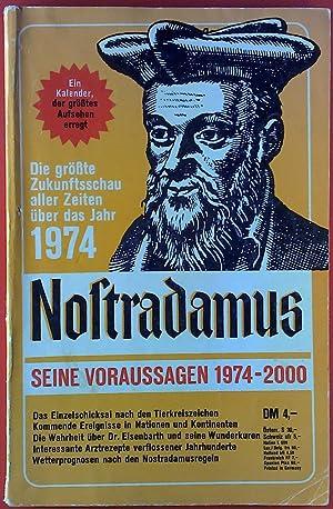 Nostradamus Voraussagen