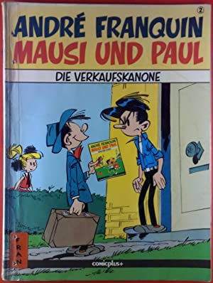 Mausi und Paul. Die Verkaufskanone. 2