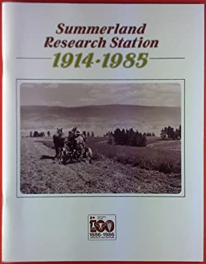 Summerland Research Station 1914-1985, Historical Series No.: W. W. Fleming