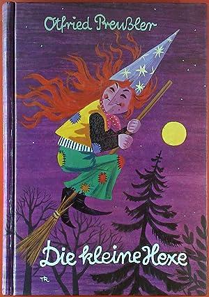 die kleine hexe. von otfried preußler: thienemann - biblion2