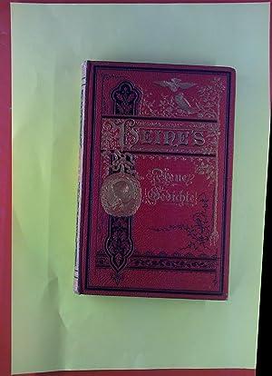 Heinrich Heine`s sämmtliche Werke. Bibliothek-Ausgabe. Zweiter Band.: Heinrich Heine