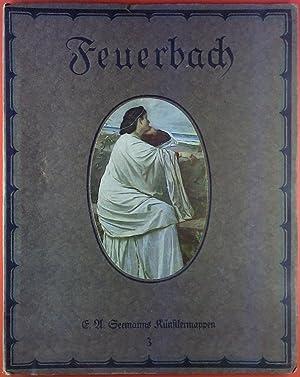 E. A. Seemanns Künstlermappen, Mappe 3. Feuerbach.: August Wolf