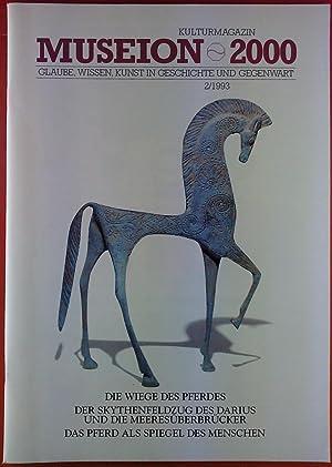 MUSEION 2000. Glaube, Wissen, Kunst in Geschichte: Hrsg. Robert Sträuli