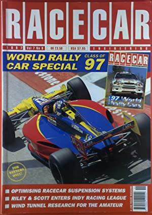 Racecar. 1997 Vol 7, No. 8. World: Quentin Spurring