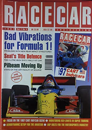 Racecar. 1997 Vol 7, No. 4. Bad: Quentin Spurring