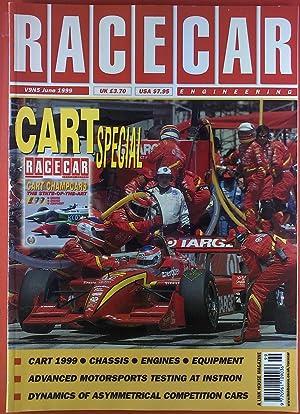 Racecar. V9 N 5 1999. Cart Special.: Quentin Spurring