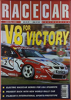 Racecar Engineering. May 1999. V8 for Victory;: Quentin Spurring
