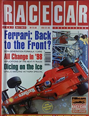Racecar engineering. 1997, Vol. 7, No. 2.: Quentin Spurring