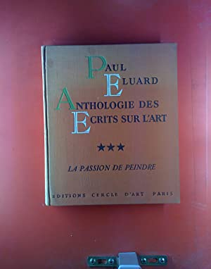 Anthologie Art by Eluard AbeBooks
