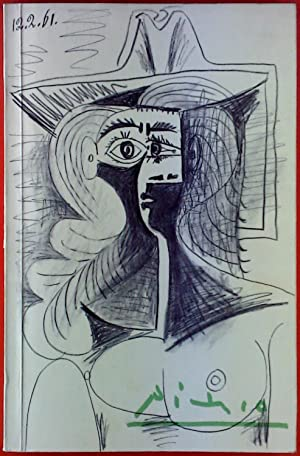 Picasso. L`idee pour une sculpture. Gemälde, Zeichungen: Sir Roland Penrose