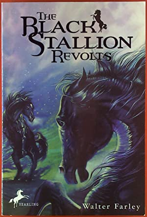 The Black Stallion Walter Farley 27th printing hardcover dustjacket